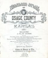 Title Page, Osage County 1918